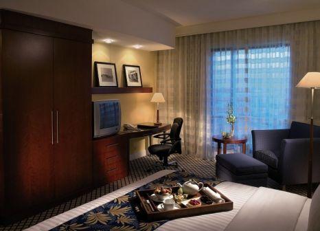 Hotelzimmer mit Fitness im Courtyard by Marriott Dubai Green Community