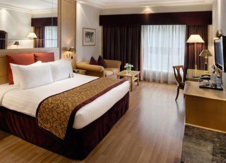 Hotelzimmer mit Aerobic im Crowne Plaza Abu Dhabi