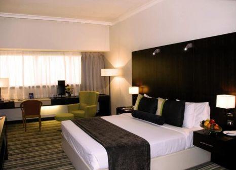 Hotelzimmer mit Aerobic im Avari Dubai Hotel