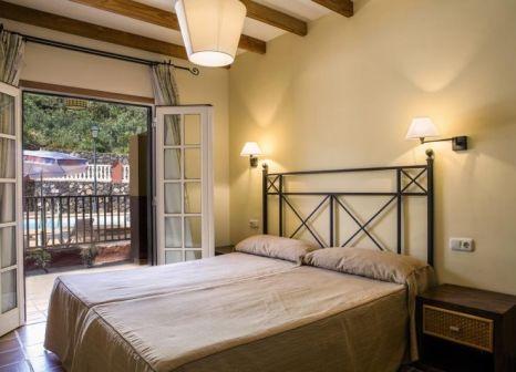 Hotelzimmer mit Tischtennis im Los Molinos