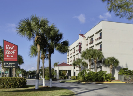 Hotel Red Roof PLUS+ Miami Airport in Florida - Bild von BigXtra Touristik