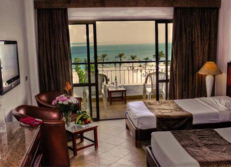 Hotelzimmer mit Fitness im Marlin Inn Azur Resort