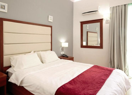 Hotelzimmer mit Fitness im Rethymno Residence