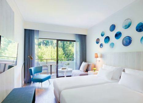 Hotelzimmer mit Volleyball im Rhodes Bay Hotel & Spa