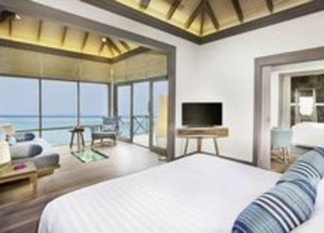 Hotelzimmer mit Tennis im JA Manafaru