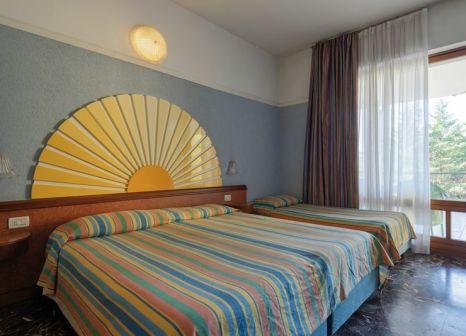 Hotelzimmer mit Tennis im Panorama