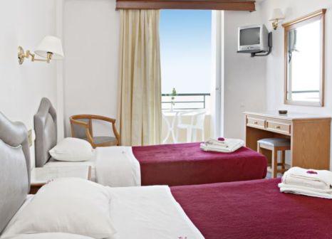 Hotelzimmer mit Tischtennis im Dedalos Beach