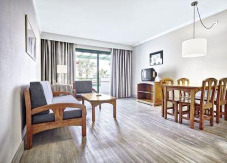 Hotelzimmer mit Tischtennis im HG Lomo Blanco