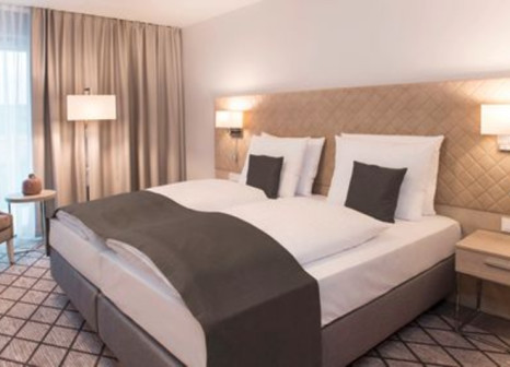Hotelzimmer mit Tennis im Victor's Residenz-Hotel Teistungenburg