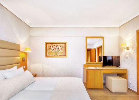 Hotelzimmer mit Volleyball im Poseidon Palace Hotel