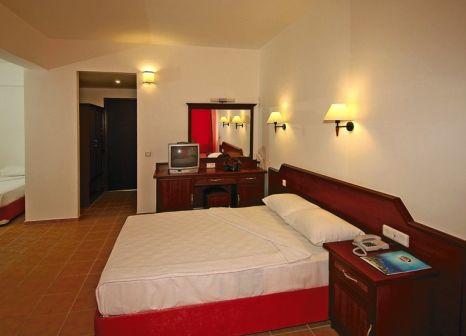 Hotelzimmer mit Volleyball im Eftalia Resort Hotel