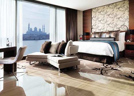 Hotelzimmer mit Golf im Fairmont Bab Al Bahr - Abu Dhabi