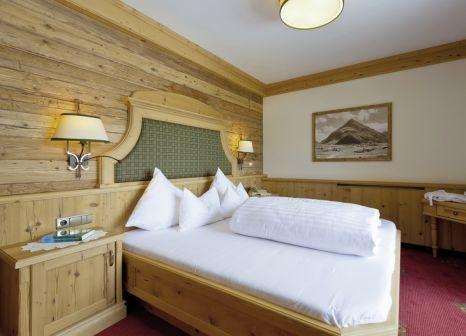 Hotelzimmer mit Skipass im Fluchthorn