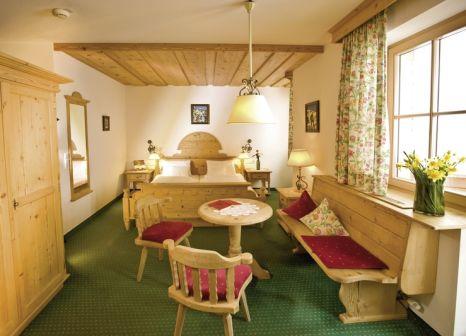 Hotelzimmer mit Tischtennis im Wirlerhof