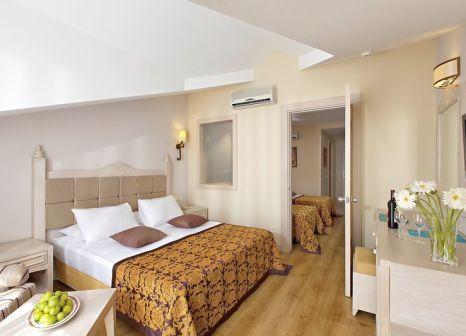 Hotelzimmer mit Mountainbike im Adalya Resort & Spa