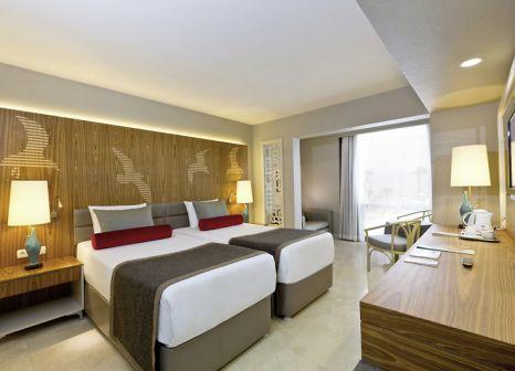Hotelzimmer mit Mountainbike im Paloma Perissia