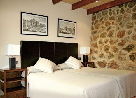 Hotelzimmer mit Pool im Alfabia Nou Agroturismo