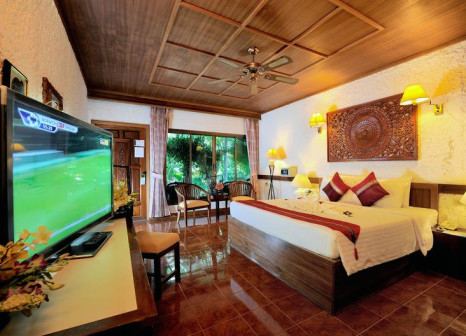 Hotelzimmer mit Fitness im Tropica Bungalows