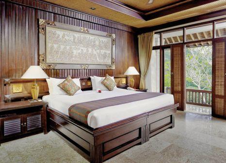 Hotelzimmer mit Kinderpool im Tjampuhan