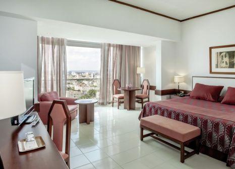 Hotelzimmer mit Animationsprogramm im TRYP Habana Libre