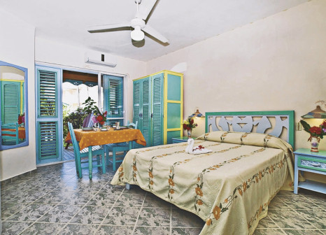 Hotelzimmer mit Segeln im Playa Colibri
