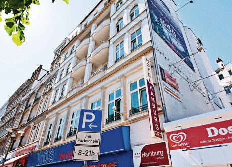 Novum Hotel Hamburg günstig bei weg.de buchen - Bild von ITS Indi