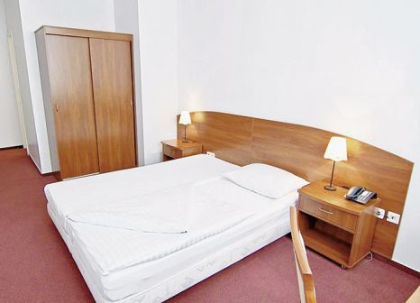 Hotelzimmer mit WLAN im Novum Hotel Hamburg