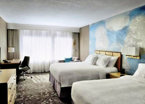 Hotelzimmer mit Animationsprogramm im Courtyard Toronto Downtown