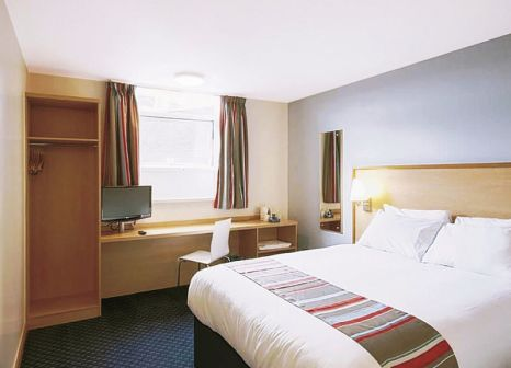 Hotelzimmer mit Internetzugang im Travelodge London Kings Cross Royal Scot
