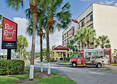 Hotel Red Roof PLUS+ Miami Airport günstig bei weg.de buchen - Bild von ITS Indi