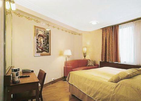 Hotelzimmer mit Sauna im Arthur