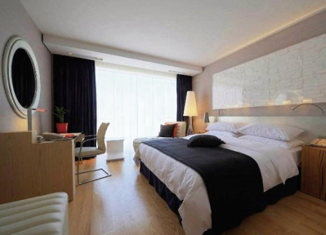 Hotelzimmer mit Kinderbetreuung im Radisson Blu Hotel, Amsterdam City Center
