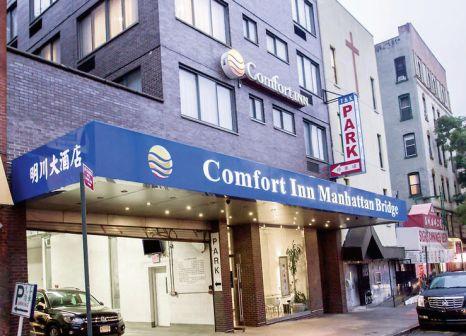 Hotel Comfort Inn Manhattan Bridge günstig bei weg.de buchen - Bild von ITS Indi