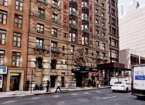 The Hotel Wolcott in New York - Bild von ITS Indi