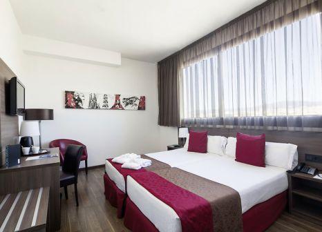 Hotelzimmer mit Animationsprogramm im Hotel 4 Barcelona