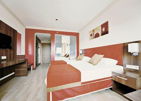Hotelzimmer mit Volleyball im Sidekum Hotel