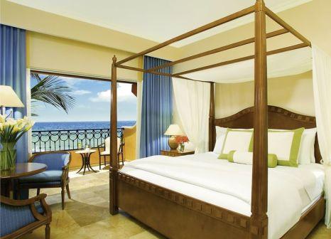Hotelzimmer mit Volleyball im Secrets Capri Riviera Cancun