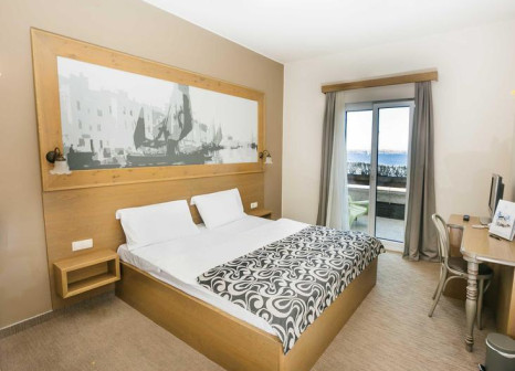 Hotelzimmer mit Tennis im Piran