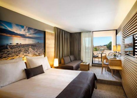 Hotelzimmer mit Minigolf im Valamar Padova Hotel