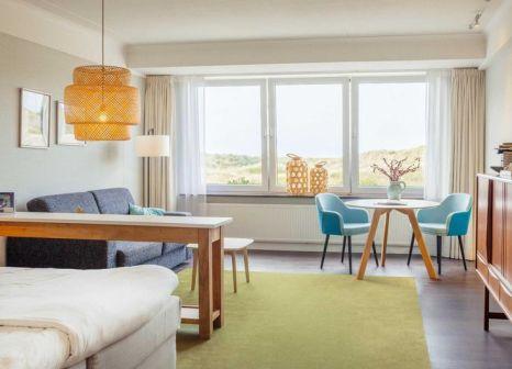 Hotelzimmer mit Tennis im Grand Opduin