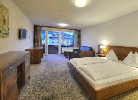 Hotelzimmer mit Minigolf im Lukasmayr