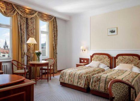 Hotelzimmer mit Fitness im Hotel Ambassador Zlatá Husa