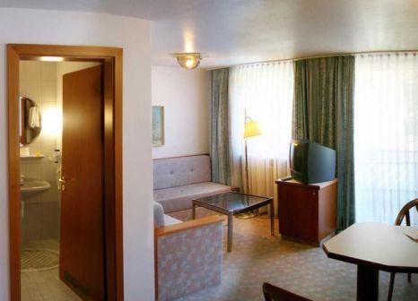 Hotelzimmer mit Hallenbad im Kurhotel Alexa