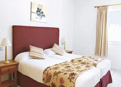 Hotelzimmer mit Golf im Arena Dorada Apartments