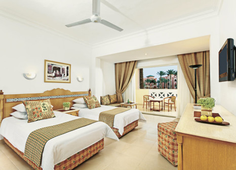 Hotelzimmer mit Mountainbike im Pickalbatros Aqua Blu Resort Hurghada