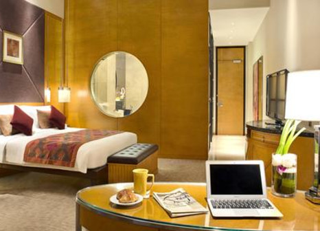 Hotelzimmer mit Volleyball im Al Raha Beach Hotel