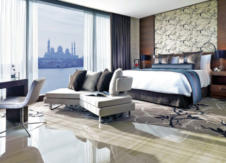 Hotelzimmer mit Yoga im Fairmont Bab Al Bahr - Abu Dhabi