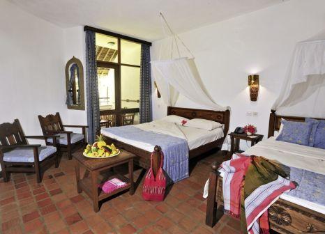 Hotelzimmer mit Mountainbike im Severin Sea Lodge
