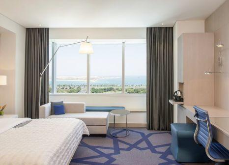 Hotelzimmer mit Fitness im Le Royal Meridien Abu Dhabi