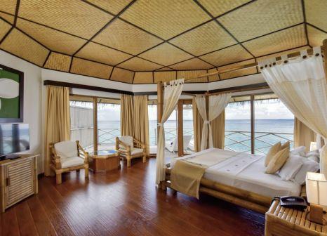 Hotelzimmer mit Fitness im Angaga Island Resort